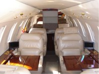1984 Citation III Interior 1