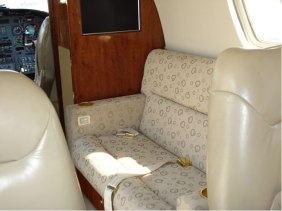 1984 Citation III Interior 2