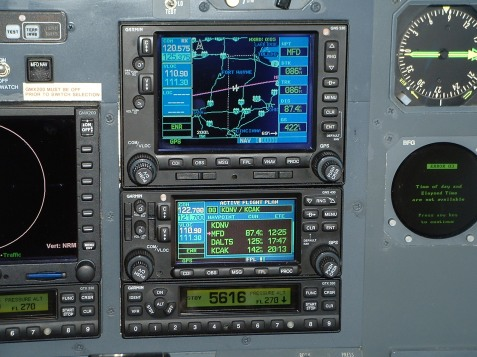 1981 Citation 1SP Cockpit 2