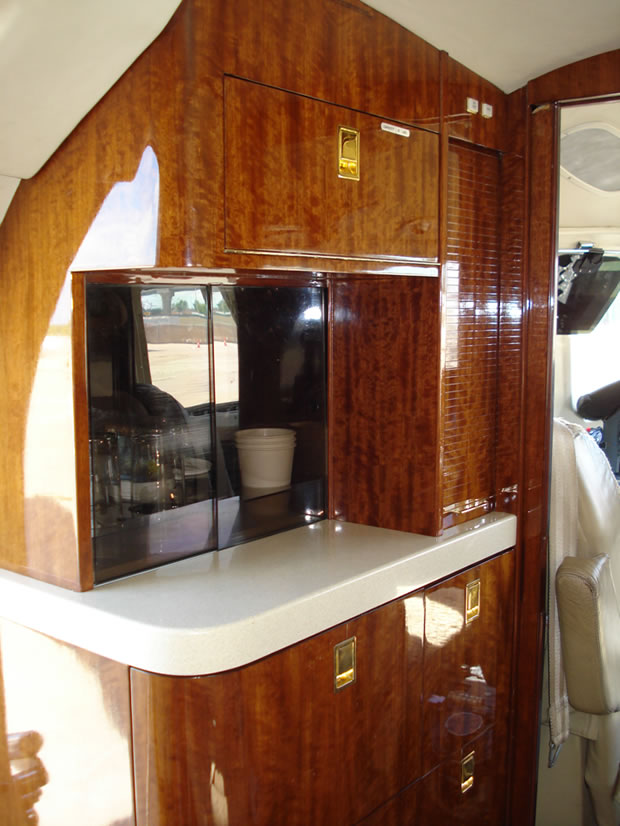 1984 Citation III Interior 3