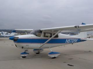 1959 Cessna 175 Piston Exterior