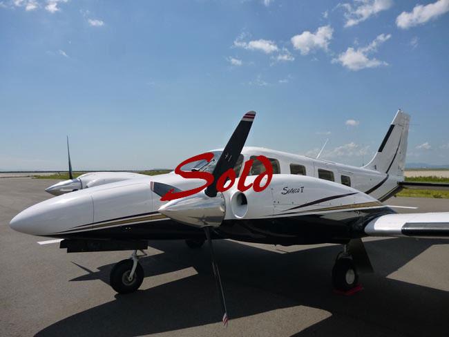 2008 PA-34-220T SENECA V Exterior Sold