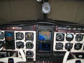 1978 Turbo Aztec Full Panel