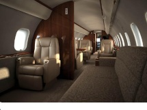 A 2008 Bombardier Global 5000 Serial# 9282 recently sold by NC Aviation