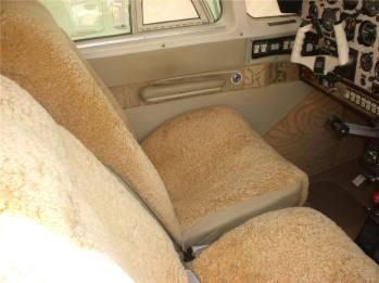 Interior Crew Seat