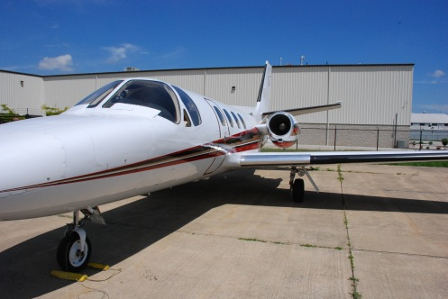 1981 Citation 1SP Exterior 2